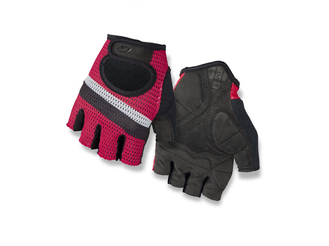Giro SIV Gloves Men bright red/stripe